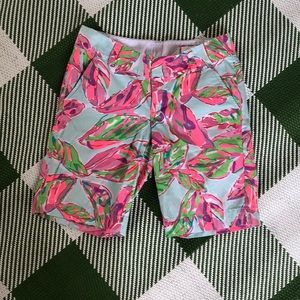 Lilly Pulitzer | In the Vias Chipper Shorts